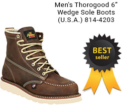82cc2457f5f Thorogood Work Boots & Thorogood Work Shoes, Thorogood Boot & Shoe ...